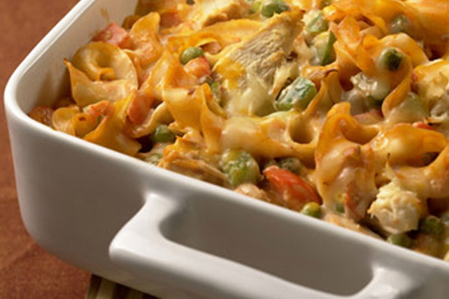Creamy Tomato and Chicken Casserole Image 1