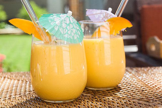 Mango-Lemonade Smoothie Image 1