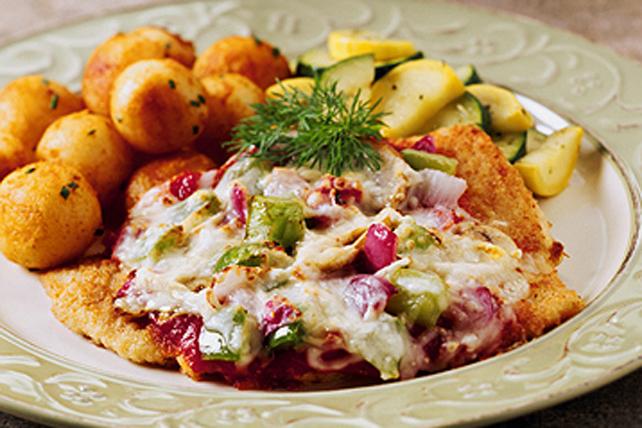Italian-Style Baked Sole Image 1