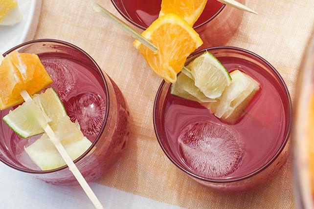 Sangria à la limonade Image 1