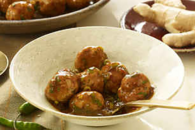 Indian-Style Chicken Koftas Image 1