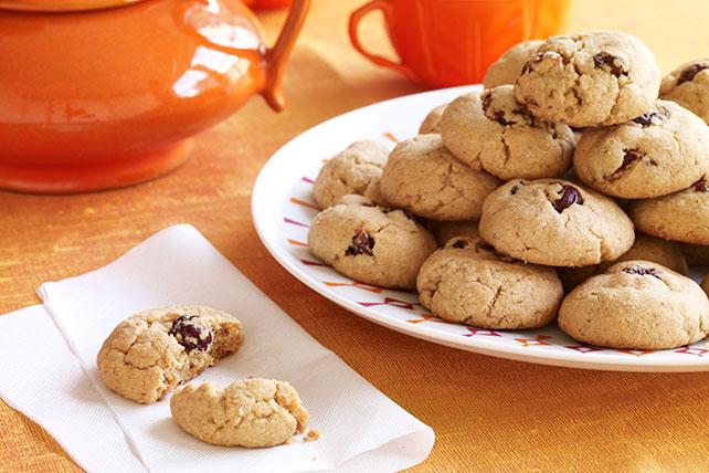 Indian Peanut Butter Nankhatai Cookies Image 1