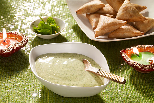 Creamy Indian Chutney Dip Image 1