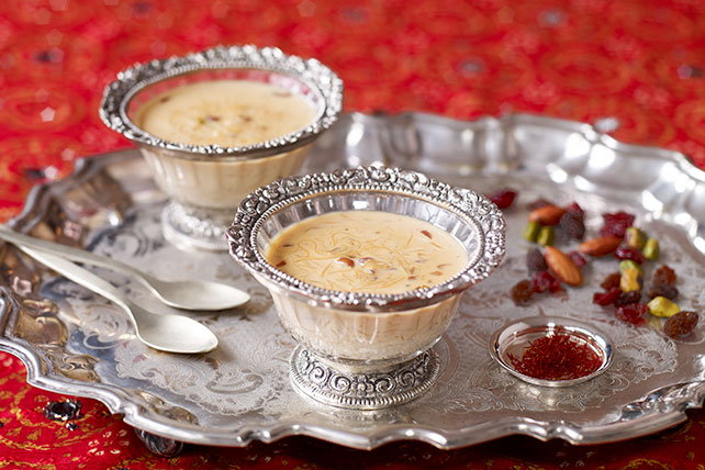 Indian-Style Sheer Khurma Dessert