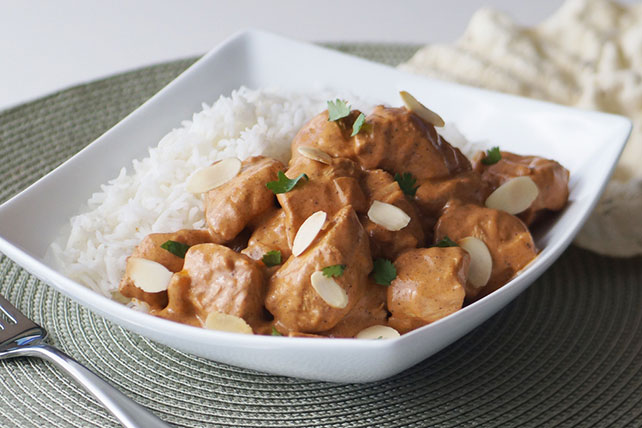 Creamy Indian Butter Chicken Image 1