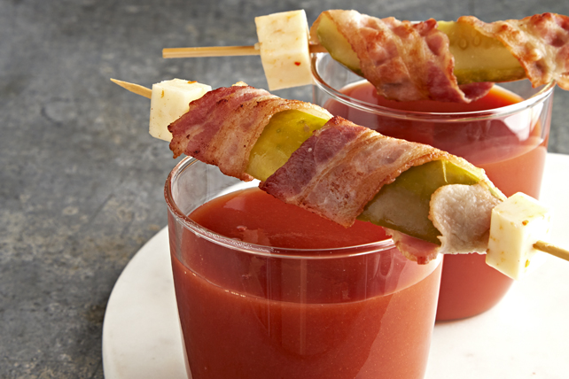 Spicy Blended Bloody Mary Image 1
