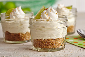 Key Lime Pie Cups