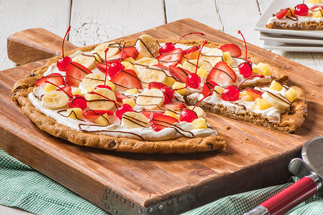 banana fruit fruit pizza healthy