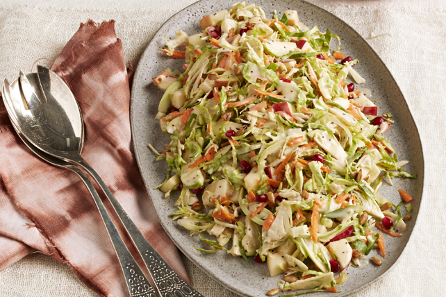 Apple-Brussels Sprouts Salad Image 1