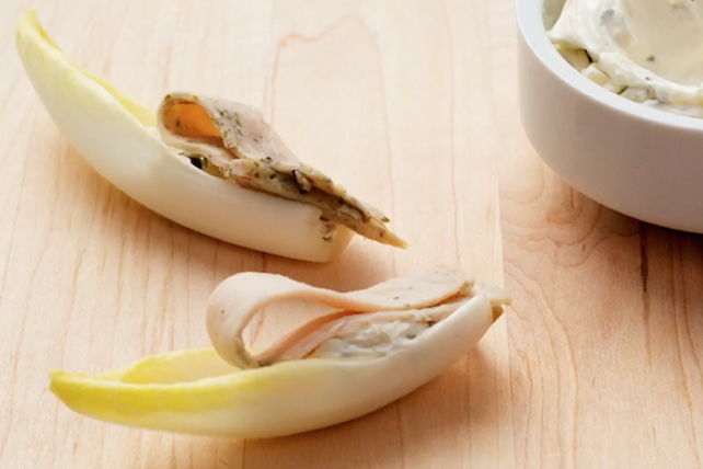 Endive with Turkey & Cream Cheese Image 1