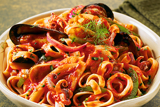Seafood Pasta Sauce Image 1