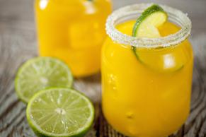 Cocktail fraîcheur à l'orange