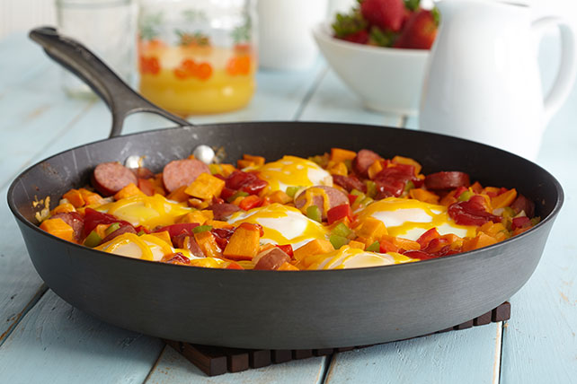 Morning Sweet Potato Hash Image 1