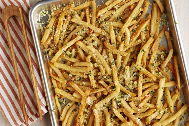 Garlic-Parmesan Fries Image 1