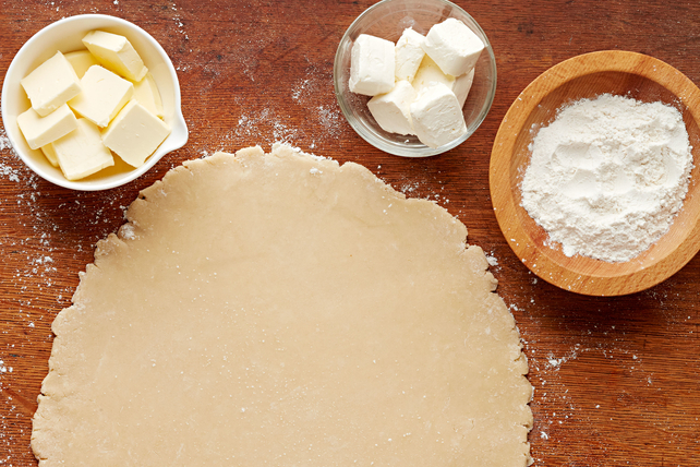 Easy Homemade Pie Dough Image 1