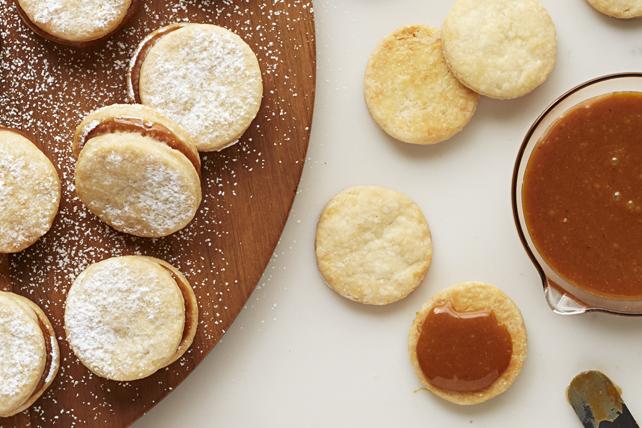Biscuits Alfajores au caramel Image 1