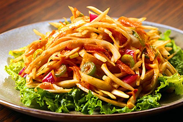 Salade de chou de la fête du Canada Image 1