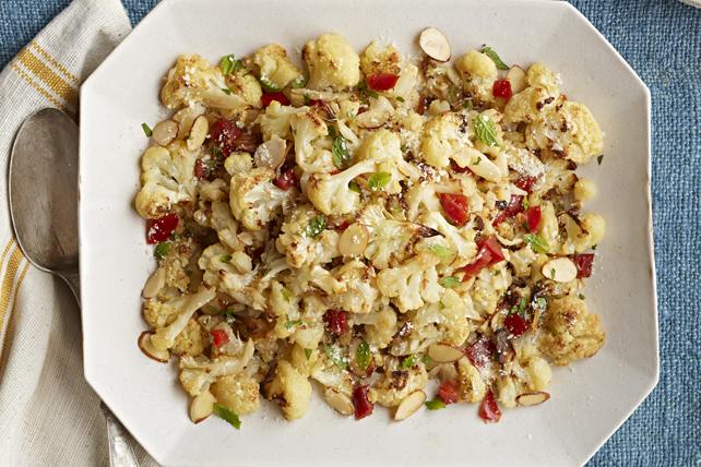 Chou-fleur rôti aux piments Image 1