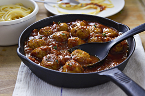Classico Meatball Skillet