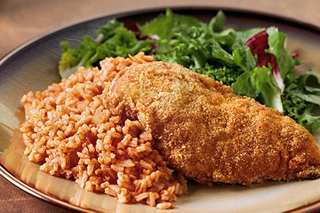 One-Dish Chicken Rice Bake Image 1