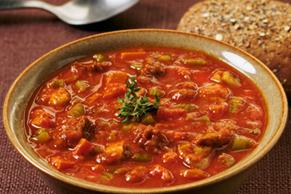 HEINZ Classic Beef-Mushroom Stew