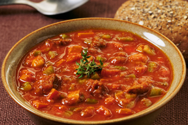 HEINZ Classic Beef-Mushroom Stew Image 1