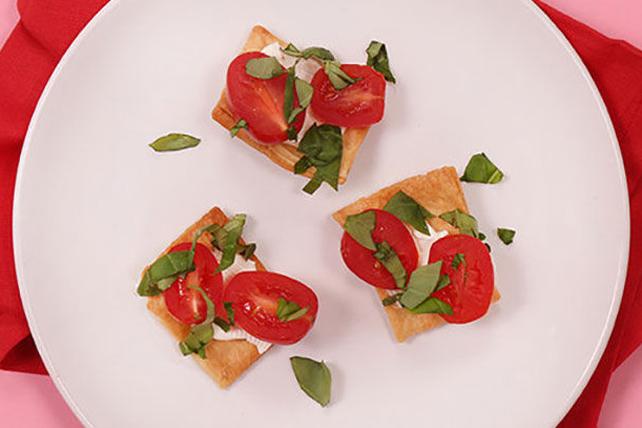Collation rafraîchissante à la tomate Image 1