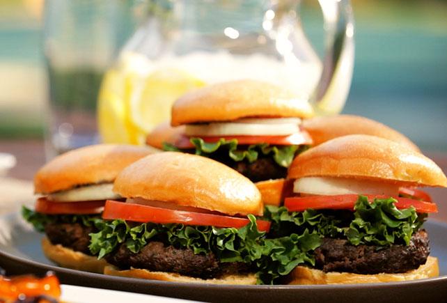 LEA & PERRINS Burger Image 1