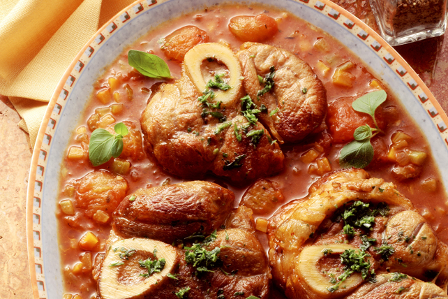 Slow-Cooker Beef Osso Buco Image 1