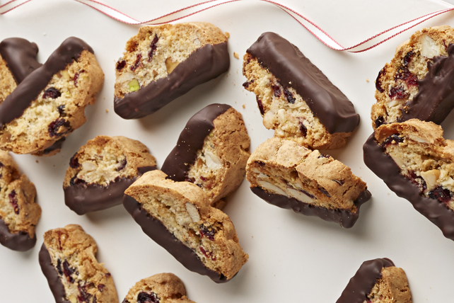 Cranberry-Nut Biscotti Image 1