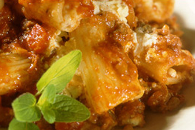 Break-Away Rigatoni Bake Image 1