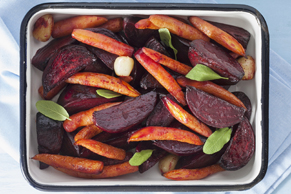 Sweet Potatoes, Beets, and more Rooted Vegetables Recipes