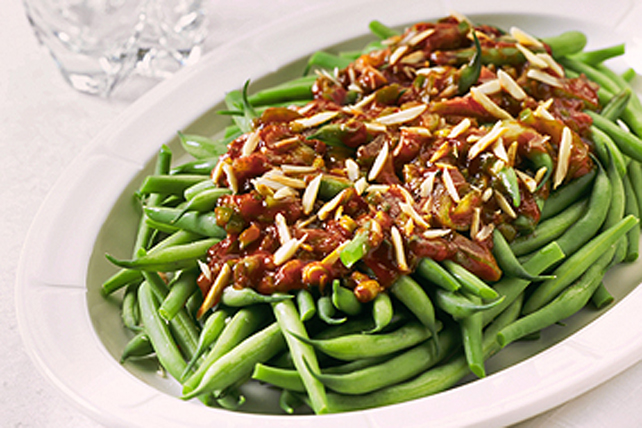 Green Bean and Tomato Salad Image 1
