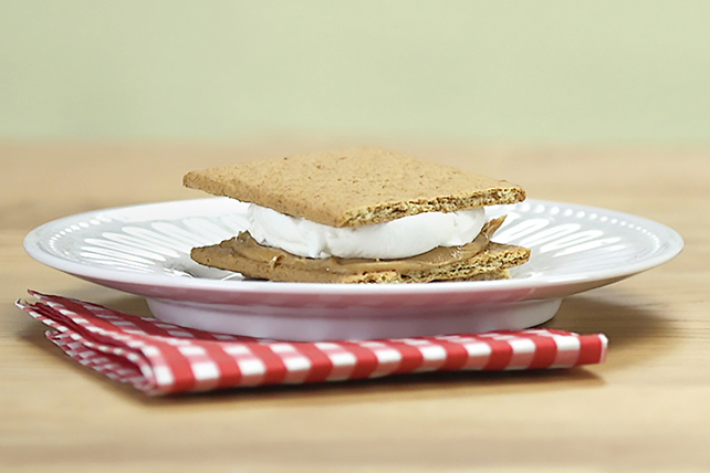 Biscuit-gâteau graham Image 1
