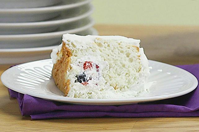 Gâteau des anges surprise Image 1