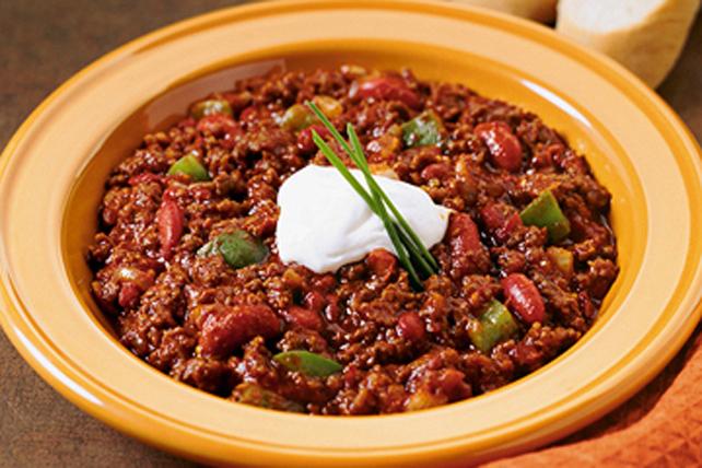 Chili con carne classique Image 1
