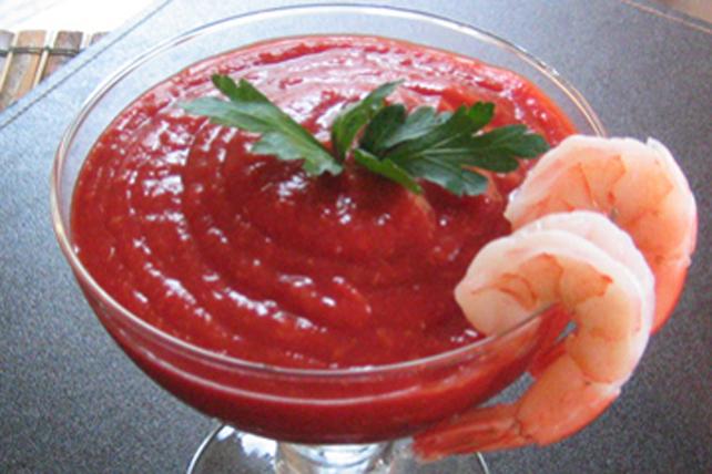 Cocktail de crevettes classique Image 1