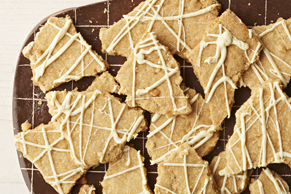White Chocolate-Macadamia Cookie Brittle