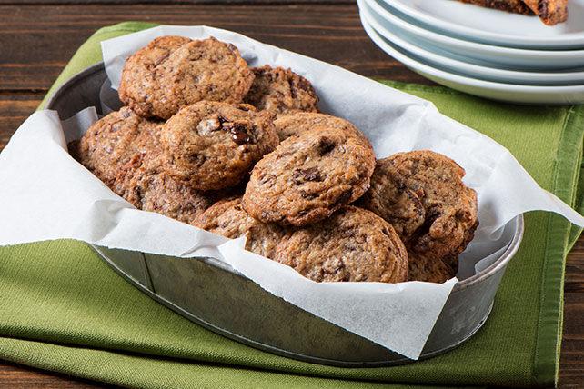 Biscuits divins aux morceaux de chocolat Image 1
