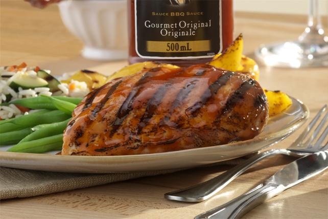 Poitrines de poulet grillées Image 1