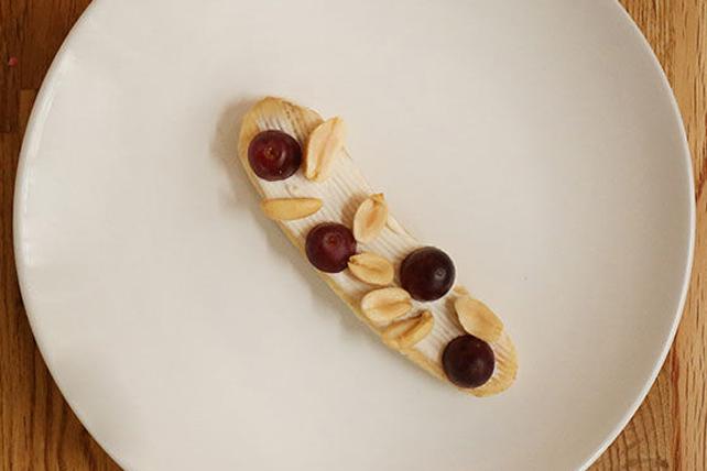 Bouchées aux arachides et à la banane  Image 1