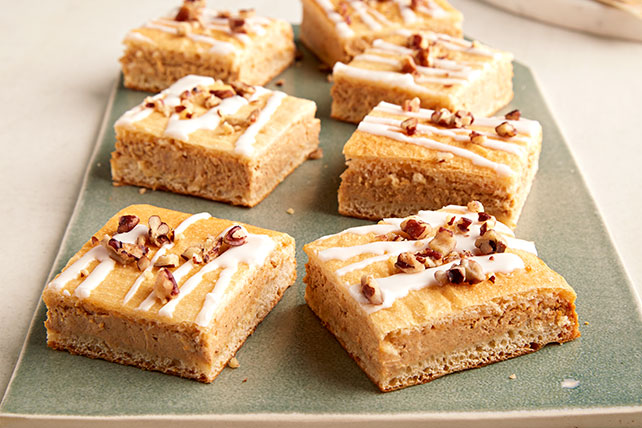 Pumpkin-Cream Cheese Coffee Cake Image 1
