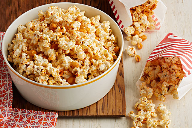 Southwest BBQ Popcorn Mix