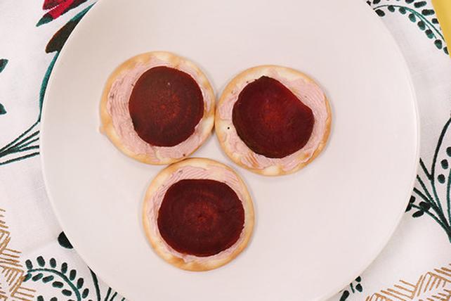 Craquelins à la fraise et à la betterave Image 1