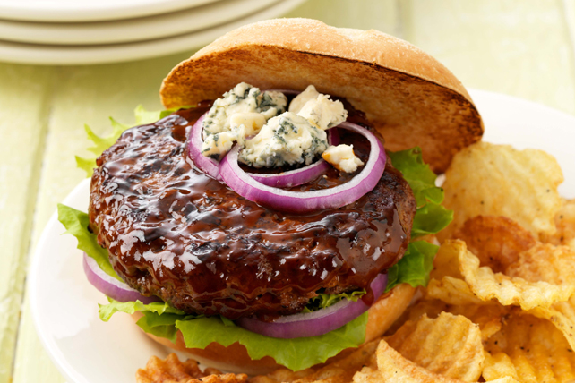 Smokehouse Shuffle Burger Image 1