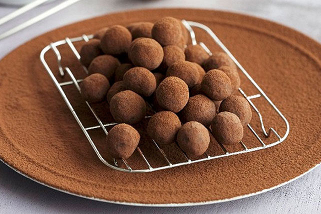Truffes chocolatées aux 3 ingrédients Image 1
