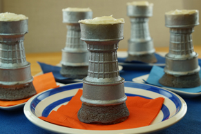 Stanley Cup Cupcakes
