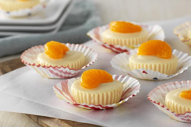 Orange Tangerine-Greek Yogurt Bites Image 1