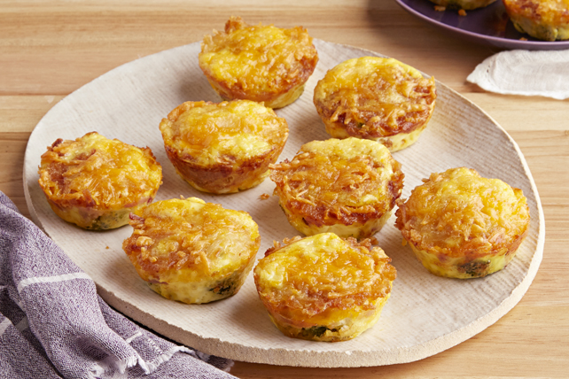 Mini Hash Brown Frittatas Image 1