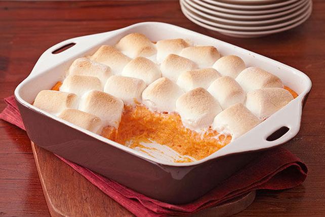 Casserole de patates douces à la guimauve Image 1